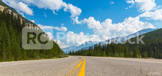 Rocky mountain Highway at Banff Canada   : Stock Photo or Stock Video Download rcfotostock photos, images and assets rcfotostock   RC-Photo-Stock.: