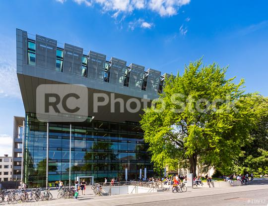 RWTH Aachen University Campus  : Stock Photo or Stock Video Download rcfotostock photos, images and assets rcfotostock | RC-Photo-Stock.: