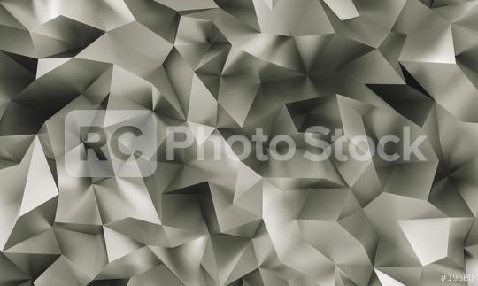 silver polygonal abstract background - 3D Rendering  : Stock Photo or Stock Video Download rcfotostock photos, images and assets rcfotostock | RC-Photo-Stock.: