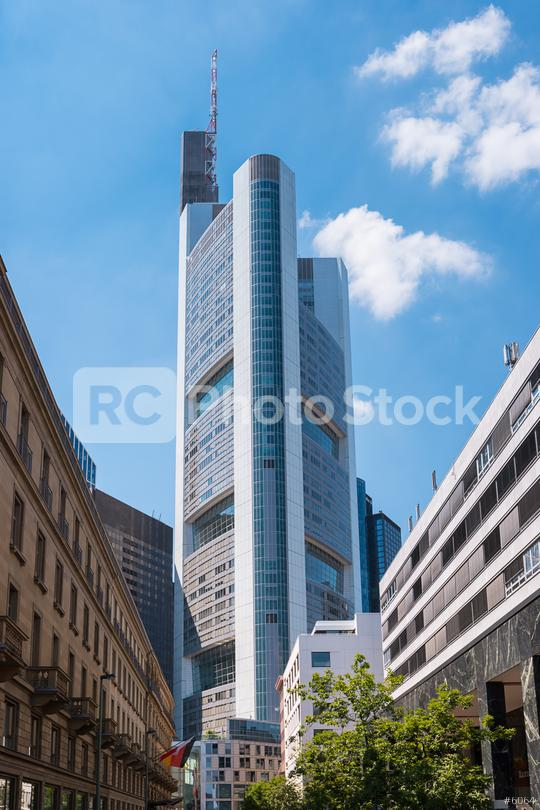 skyscraper at Frankfurt am Main, germany  : Stock Photo or Stock Video Download rcfotostock photos, images and assets rcfotostock | RC-Photo-Stock.: