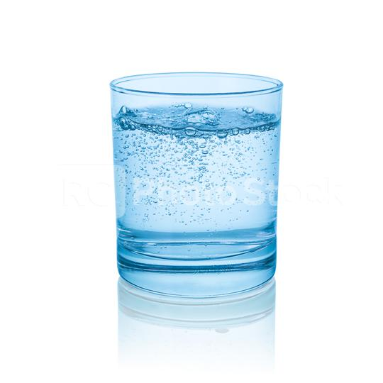 sparkling water glass on white  : Stock Photo or Stock Video Download rcfotostock photos, images and assets rcfotostock   RC-Photo-Stock.: