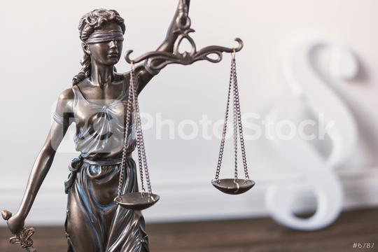 Statue of Justice - lady justice or Justitia  : Stock Photo or Stock Video Download rcfotostock photos, images and assets rcfotostock | RC-Photo-Stock.: