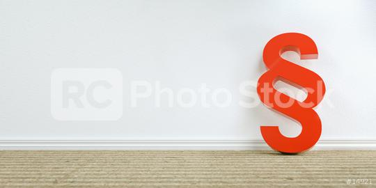 Symbol of Law and Justice - Paragraph / section sign   : Stock Photo or Stock Video Download rcfotostock photos, images and assets rcfotostock | RC-Photo-Stock.: