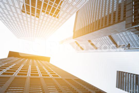 Tall skyscrapers shot with perspective  : Stock Photo or Stock Video Download rcfotostock photos, images and assets rcfotostock   RC-Photo-Stock.: