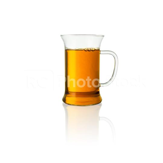 tea cup with hot drink aroma isolated on white background with reflection  : Stock Photo or Stock Video Download rcfotostock photos, images and assets rcfotostock | RC-Photo-Stock.: