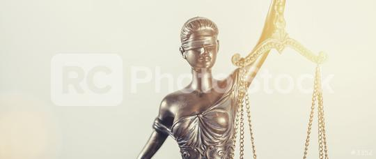 The Statue of Justice - lady justice or Iustitia / Justitia the Roman goddess of Justice   : Stock Photo or Stock Video Download rcfotostock photos, images and assets rcfotostock   RC-Photo-Stock.:
