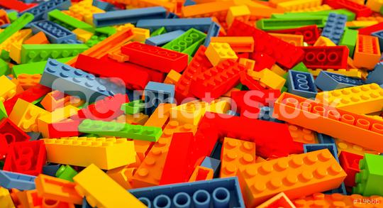toy bricks in different colors - concept image - 3D Rendering  : Stock Photo or Stock Video Download rcfotostock photos, images and assets rcfotostock   RC-Photo-Stock.: