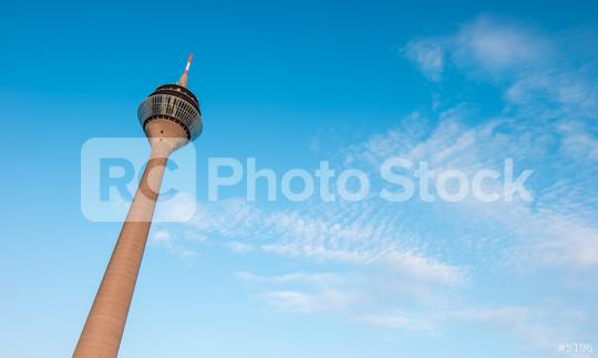 Tv Tower Dusseldorf  : Stock Photo or Stock Video Download rcfotostock photos, images and assets rcfotostock | RC-Photo-Stock.: