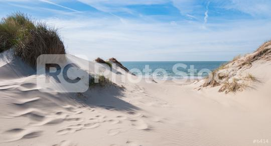 view from the dunes to the North in the Netherlands  : Stock Photo or Stock Video Download rcfotostock photos, images and assets rcfotostock | RC-Photo-Stock.: