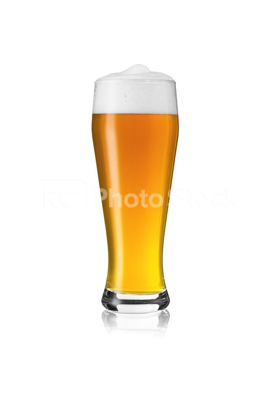 Wheat beer glass bavaria oktoberfest munich gold with foam crown  : Stock Photo or Stock Video Download rcfotostock photos, images and assets rcfotostock | RC-Photo-Stock.:
