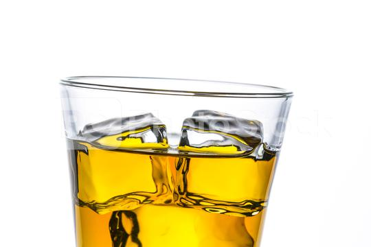 whiskey glass with ice cubes  : Stock Photo or Stock Video Download rcfotostock photos, images and assets rcfotostock   RC-Photo-Stock.: