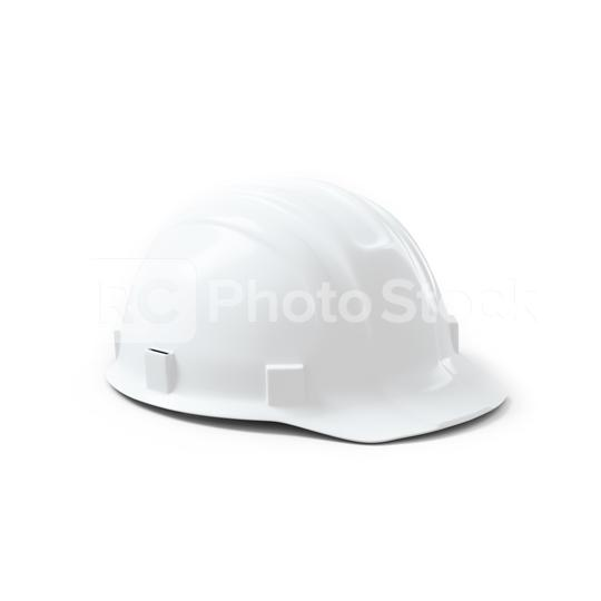 White engineer safety helmet isolated on white background. 3D rendering  : Stock Photo or Stock Video Download rcfotostock photos, images and assets rcfotostock | RC-Photo-Stock.: