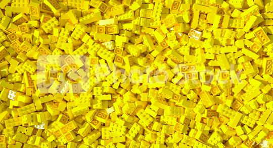 yellow toy bricks background - concept image - 3D Rendering  : Stock Photo or Stock Video Download rcfotostock photos, images and assets rcfotostock | RC-Photo-Stock.: